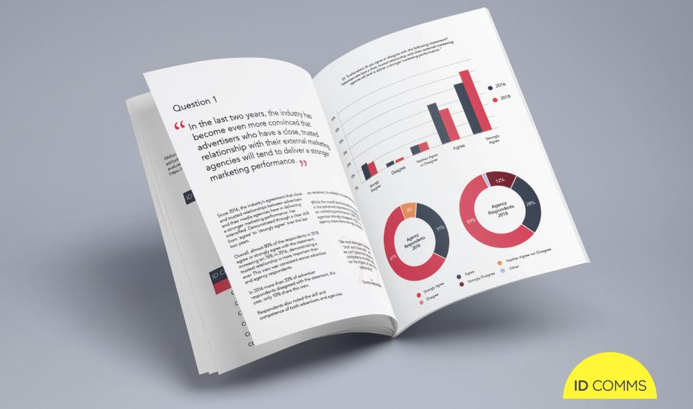 ID Comms Global Media Transparency Report 2018 look