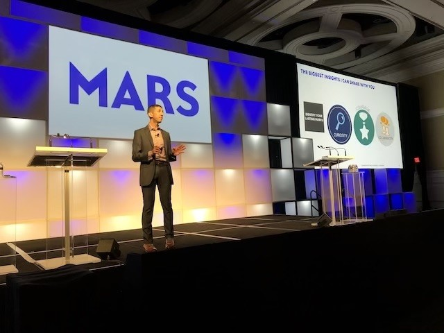 Rob Rakowitz, Global Media Director, Mars Inc