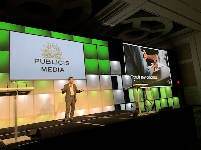Steve King, CEO Publicis Media